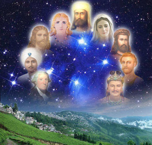 initiation à distance maîtres ascensionnés libération des energies