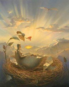 guidance pour réveiller vôtre être spirituel et lumineux